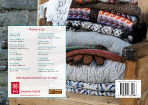 Knit Real Shetland: 15 Knitting Projects In Real Shetland Wool From Jamieson And Smith