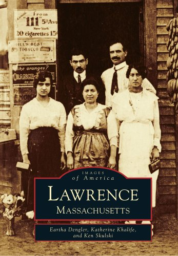 Lawrence, Massachusetts (Images Of America)
