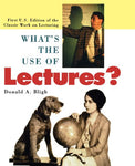 What'S The Use Of Lectures?