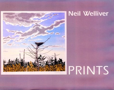 Neil Welliver: Prints