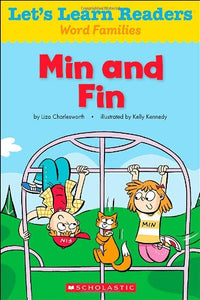 Let'S Learn Readers: Min And Fin