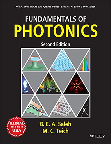 Fundamentals Of Photonics 2Ed (Pb 2012)