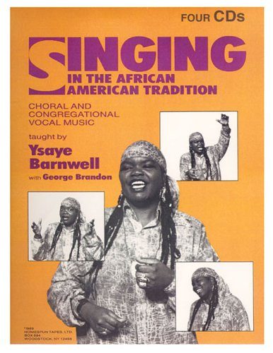 Singing In The African American Tradition (Vocal Method)