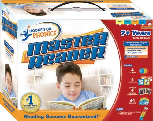 Hooked On Phonics Master Reader