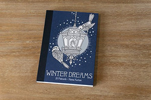 Winter Dreams 20 Postcards: Originally Published In Sweden As Vinterdrmmar: 20 Vykort Att Frglgga (Daydream Coloring Series)