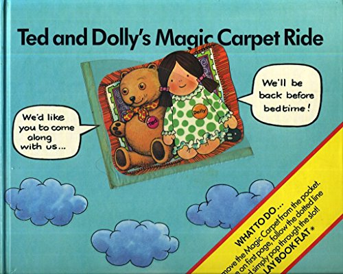 Ted And Dolly'S Magic Carpet Ride (Slot Book)