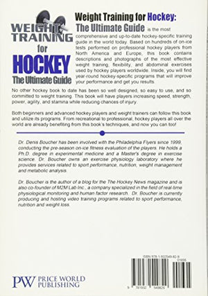 Weight Training For Hockey: The Ultimate Guide
