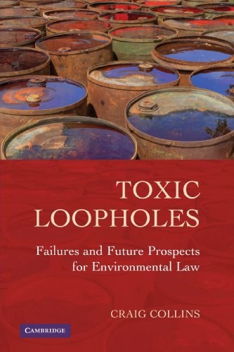 Toxic Loopholes: Failures And Future Prospects For Environmental Law
