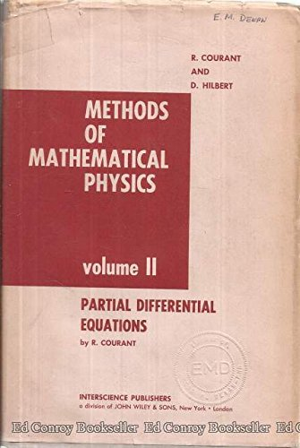 Methods Of Mathematical Physics. Volume 2: Partial Differential Equations (V. 2)