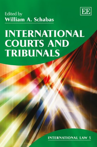 International Courts And Tribunals (International Law Series, 5)