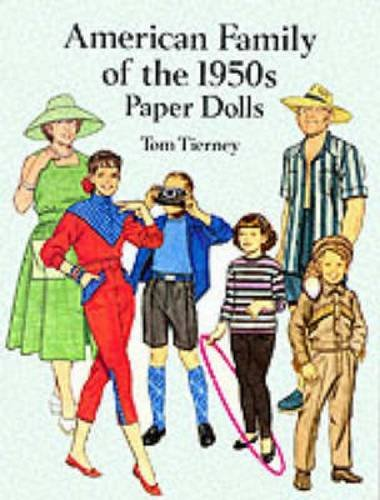 American Family Of The 1950S Paper Dolls (Dover Paper Dolls)
