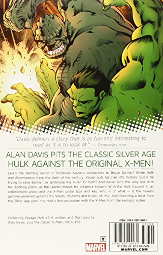 Savage Hulk Volume 1: The Man Within