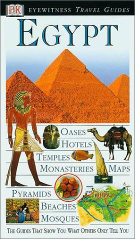 Eyewitness Travel Guide To Egypt