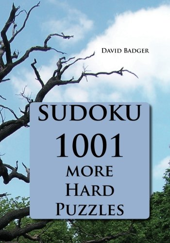 Sudoku 1001 More Hard Puzzles