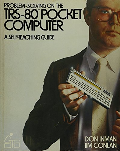 Problem-Solving On The Trs-80 Pocket Computer