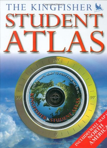 The Kingfisher Student Atlas
