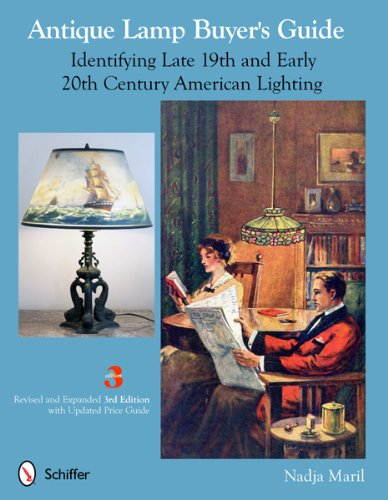 Antique Lamp Buyer'S Guide: Identifying Late 19Th And Early 20Th Century American Lighting