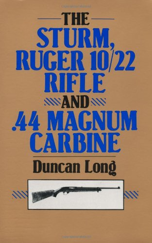 The Sturm, Ruger 10/22 Rifle And .44 Magnum Carbine