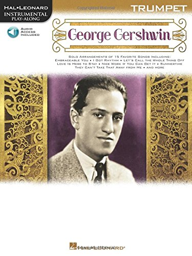 George Gershwin: Instrumental Play-Along For Trumpet