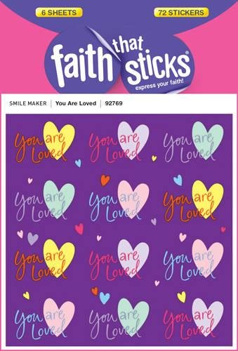 You Are Loved (Faith That Sticks)