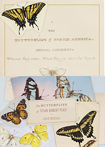 The Butterflies Of Titian Ramsay Peale Journal