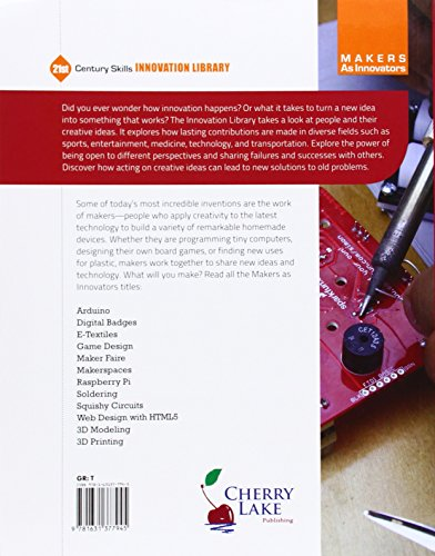 Soldering (21St Century Skills Innovation Library: Makers As Innovators)