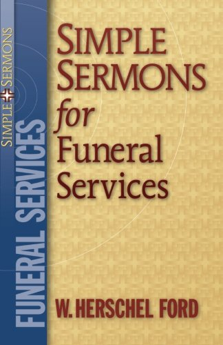 Simple Sermons For Funeral Services