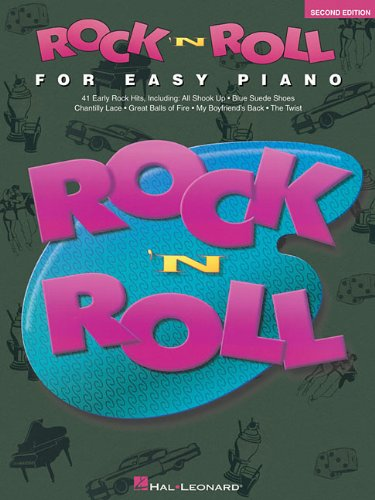 Rock 'N Roll For Easy Piano