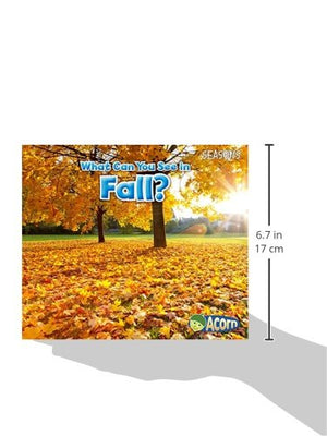 What Can You See In Fall? (Seasons)