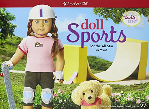 Doll Sports: Make Your Doll An All-Star! (American Girl Truly Me)