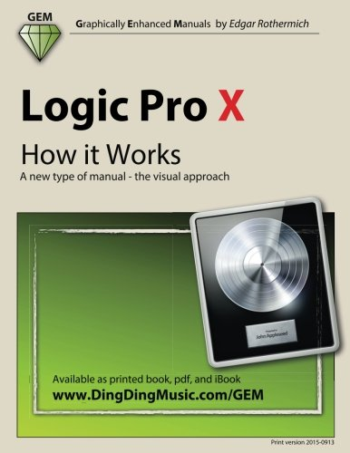 Logic Pro X - How It Works: A New Type Of Manual - The Visual Approach