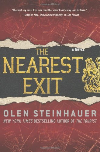 The Nearest Exit (Milo Weaver)