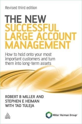 New Successful Large Account Management