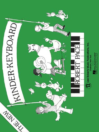 Kinder-Keyboard: Kinder-Keyboard - Child'S Book