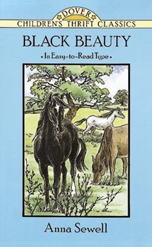Black Beauty (Dover Children'S Thrift Classics)