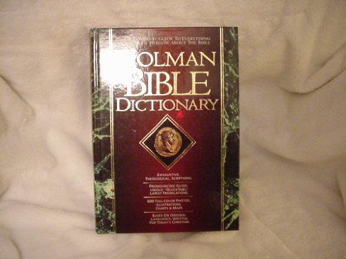 Holman Bible Dictionary