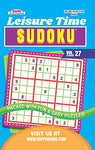 Leisure Time Sudoku Puzzle Book-Volume 27