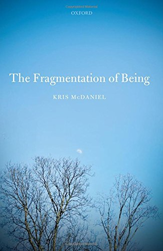 The Fragmentation Of Being