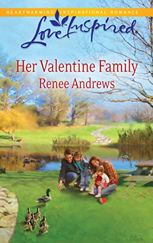 Her Valentine Family (Steeple Hill Love Inspired)