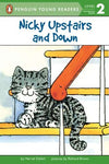 Nicky Upstairs And Down (Puffin Easy-To-Read, Level 1)