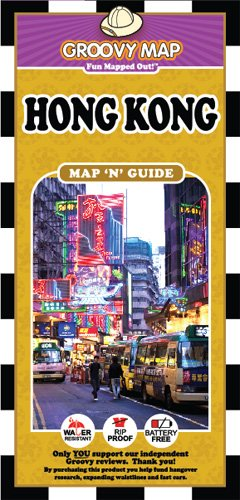 Groovy Map 'N' Guide Hong Kong (2012)