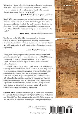 Money From Nothing: Indebtedness And Aspiration In South Africa