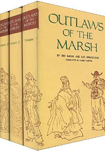 Outlaws Of The Marsh (3-Volume Hardcover Set)