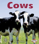 Cows (First Step Nonfiction)