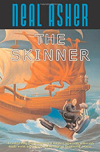 The Skinner (Spatterjay, Book 1)