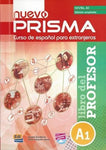 Nuevo Prisma A1 Teacher'S Edition Plus Eleteca (Spanish Edition)