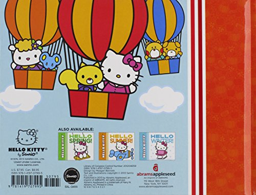 Hello Kitty, Hello Fall! (Hello Kitty (Abrams Books For Young Readers))