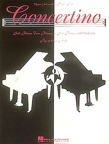 Concertino: National Federation Of Music Clubs 2014-2016 Selection Piano Duet