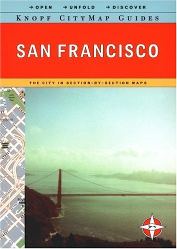 Knopf Mapguide: San Francisco (Knopf Citymap Guides)