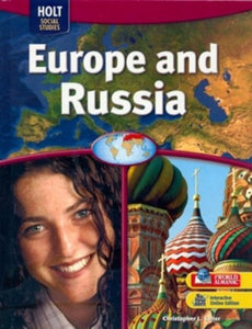 Geography Middle School, Europe And Russia: Student Edition 2009